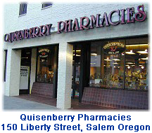 Quisenberry Pharmacies, Liberty Street
